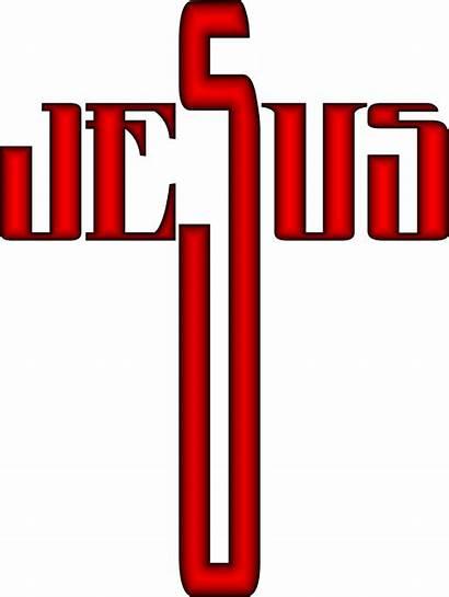 Cross Jesus Clipart Christian Crucifix Christianity Crucifixion
