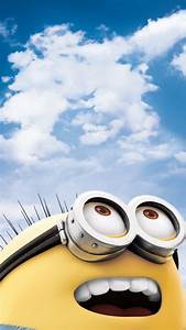 Despicable Me 2 Minion Wallpaper - Free iPhone Wallpapers