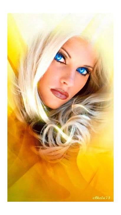 Eyes Blonde Gifs Animated Blond Hair Google