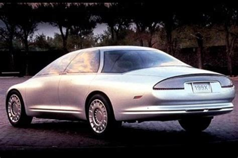 The Oldsmobile Aurora: When Oldsmobile Tried to Stand Out ...