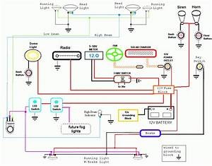 12 Volt Golf Cart Battery Wiring Diagram Golf Cart