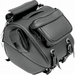 Sac Sissy Bar : sac trunk en cuir pour sissy bar bagage custom moto et harley davidson ~ Teatrodelosmanantiales.com Idées de Décoration