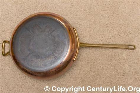 depth product review bottega del rame mazzetti copper cookware  cm diameter tin lined