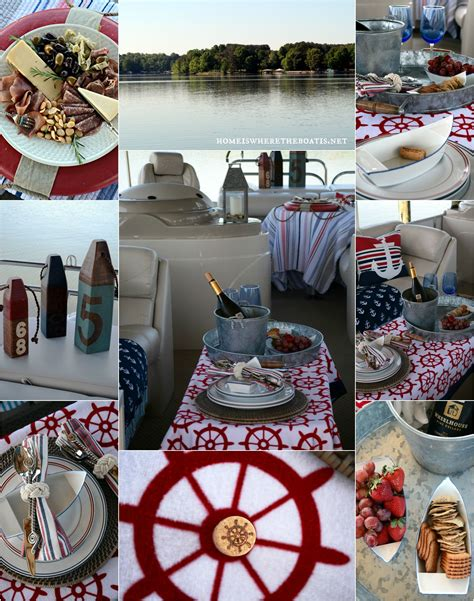 Picnic Food Ideas For Boating by Boating Picnic Boat Picnics Boating And