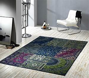 Teppich Orientalisch Modern : teppich orientalisch gr n blau moderner teppich wohnzimmerteppich wohnzimmerteppich in ~ Sanjose-hotels-ca.com Haus und Dekorationen