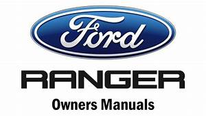 Owners Manuals  U2013 The Ranger Station