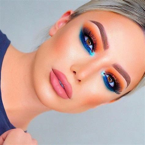 colorful makeup colorful makeup looks to rock at a summer