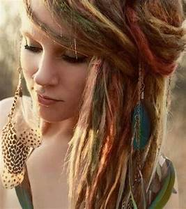 Picking Boho Hairstyles with Simple Braids for Fine Medium ...