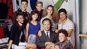 'Saved by the Bell' hangout the Max perfectly re-created