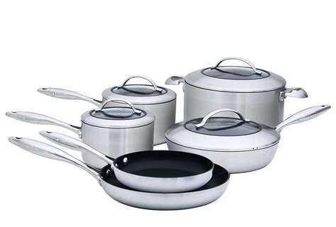 induction cookware scanpan ctx stainless steel amazon deluxe piece before read non