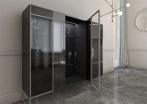 aluminum frame rimini quality kitchen cabinet doors