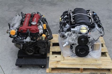 project thunderbolt ls  miata part   engine
