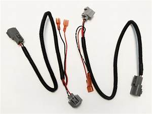 Front Turn Signal Light Quick Connect Extension Wiring