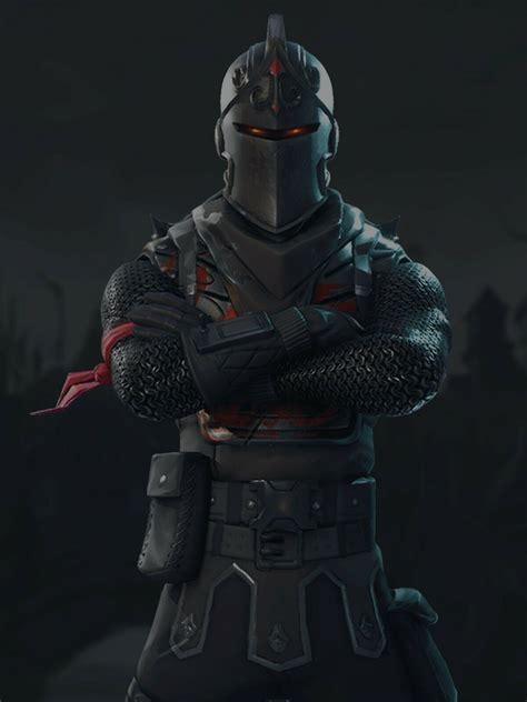 fortnite account black knight schwarzer ritter