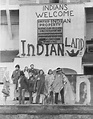 'Indians of All Tribes' group occupies Alcatraz Island ...