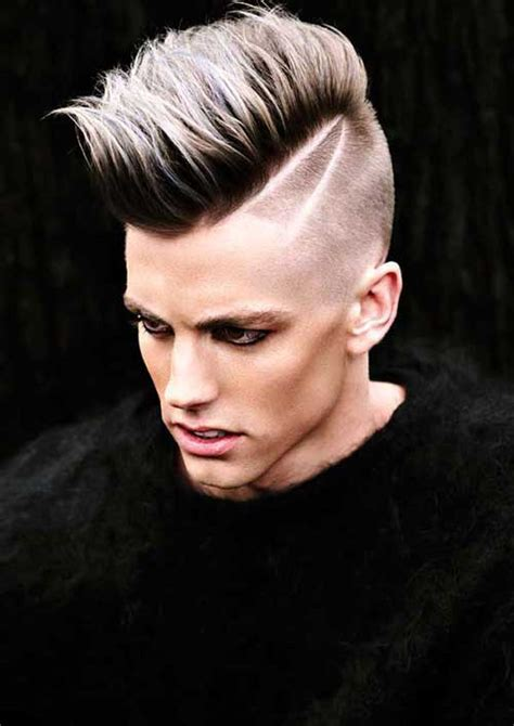 15  Unique Mens Hairstyles   Trend Haircuts