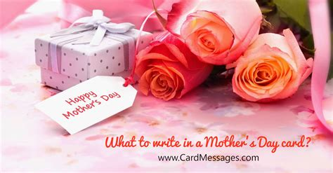 mothers day messages   mother card messages