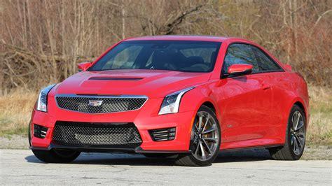 Cadillac Ats V Review by Review 2016 Cadillac Ats V Coupe Motor1