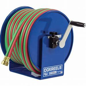 Coxreels 100w Series Manual Twin