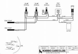 Ibanez Ergodyne Edb500 Wiring Diagram Needed
