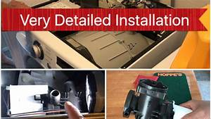 How To Install Drain Pump On Lg Washer Detailed