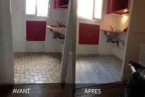 Carrelage Avant Ou Apres Receveur : r novation peinture artisan peintre paris ~ Nature-et-papiers.com Idées de Décoration