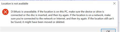 file location in windows 10 microsoft community