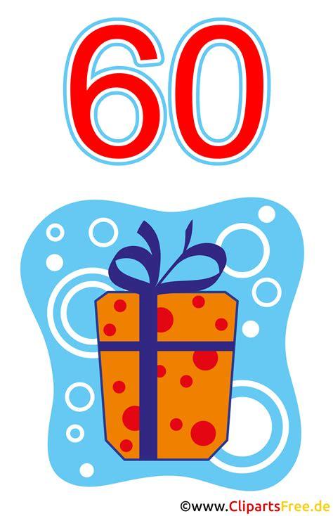clipart gratis geschenk zum 60 geburtstag clipart gratis