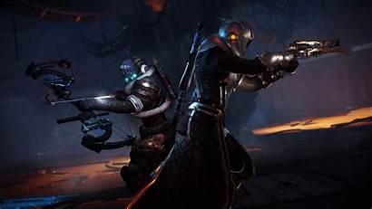 Destiny Forsaken Warlock Titan Resolution Wallpapers Games