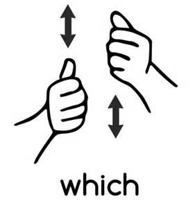 ASL Sign Language Words