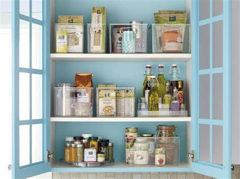 10 Quick Tips For A Picture-perfect Pantry