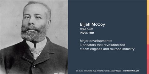 14 Black Inventors You Probably Didn't Know About
