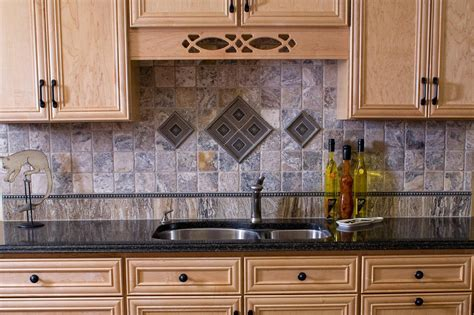 Decorative Tile Inserts Kitchen Backsplash Wow Blog