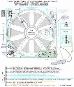 Fan  Rain Sensor 9025