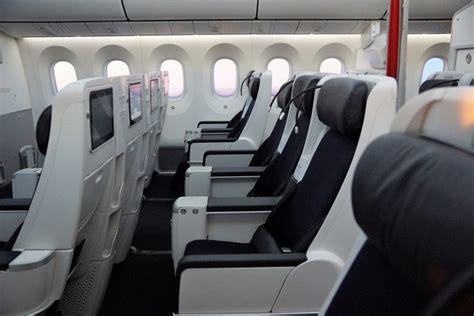 siege premium economy air air solde sa premium economy the travelers
