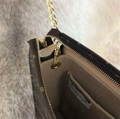 louis vuitton toiletry pouch  conversion kit  shoulder bag  chain handbag liner