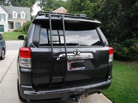 2011 toyota 4runner sliding rear cargo deck anyone debadge quot 4runner quot on rear cargo door page 2
