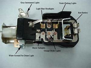 1955 Chevy Fuse Box
