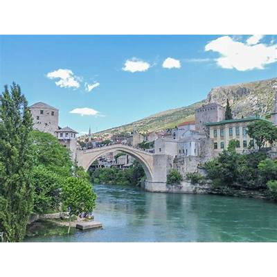 Stari Most Mostar: Things to Do Eat SeeTwo Scots Abroad
