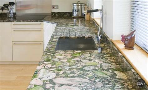 bloombety composite granite countertops with drawer