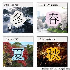 Nombres En Japonais : les saisons en japonais le site du japon ~ Medecine-chirurgie-esthetiques.com Avis de Voitures