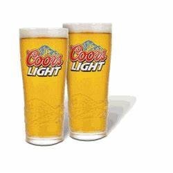 Coors Light Half Pint Glass Coors Light Mugs Best Mugs Design