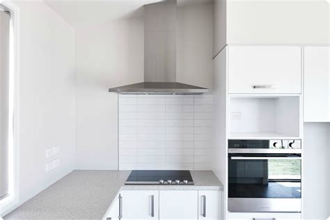 rangehood installation kitchen extractor fans