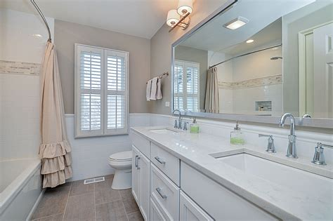 Remodeling A Bathroom Ideas by Carl Susan S Bathroom Remodel Pictures Home