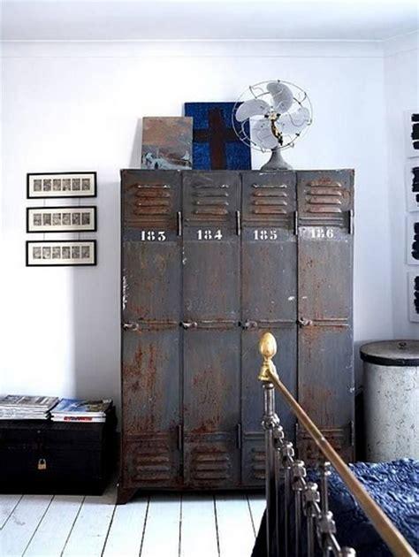 chambre style loft industriel chambre avec salle de bain verriere