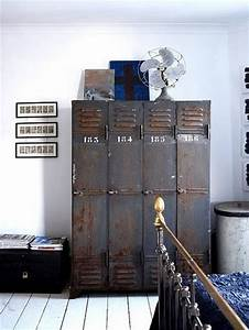 Chambre Deco Industrielle : d coration industrielle frenchy fancy ~ Zukunftsfamilie.com Idées de Décoration