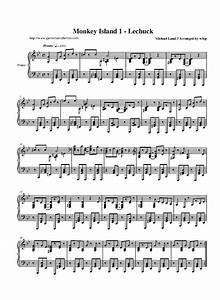 Game Music Themes The Secret Of Monkey Island Sheet Music