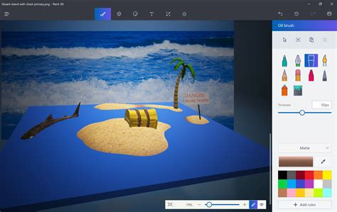 how to use microsoft paint 3d the new version of the