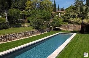 un magnifique couloir de nage parfaitement integre sur les With piscine bassin de nage