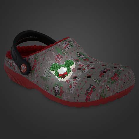 Disney Mickey Mouse Crocs